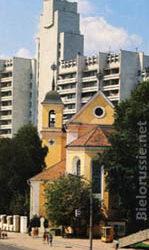 Minsk – Église de Pierre et Paul