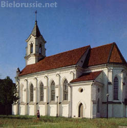 Minsk – les kostels