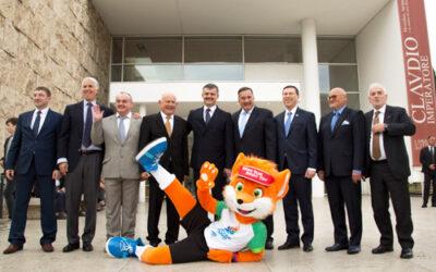 Le Bélarus accueille les Jeux européens 2019